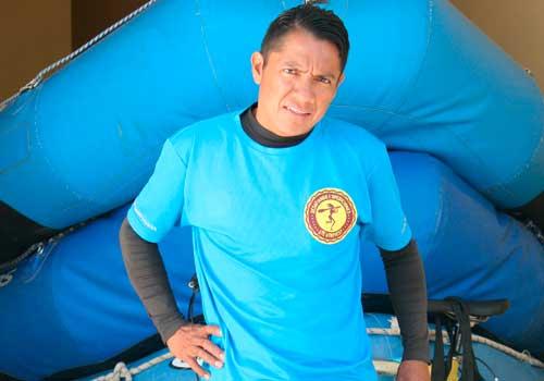 Carlos Geron Milán.