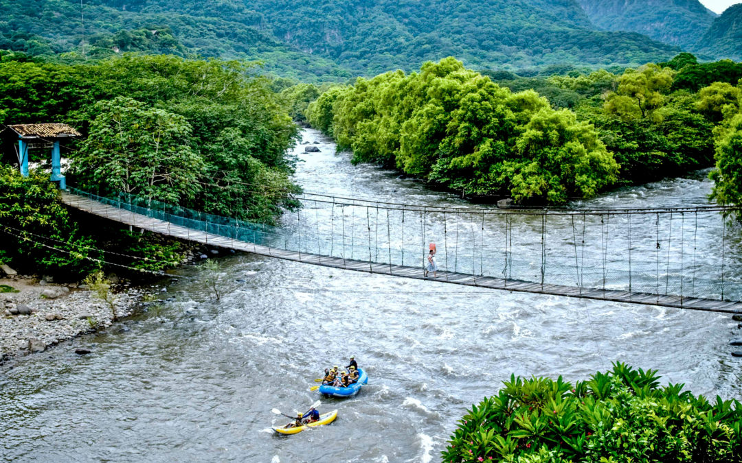 Va de nuevo: quieren otra hidroeléctrica en Jalcomulco